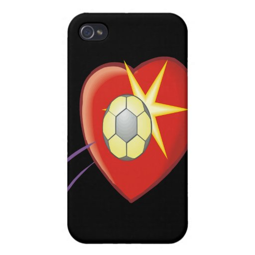 The Love Of The Game iPhone 4 Cover