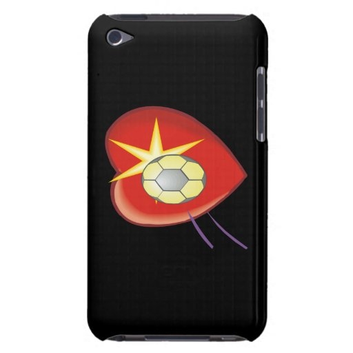 The Love Of The Game iPod Touch Case