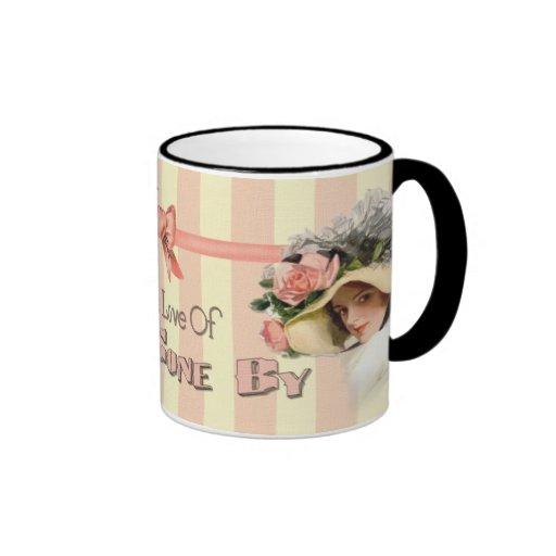The Love of Vintage Coffee Mug