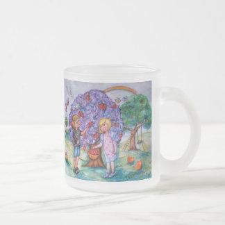 The Love Pickers Animal Farm Illustration Coffee Mugs