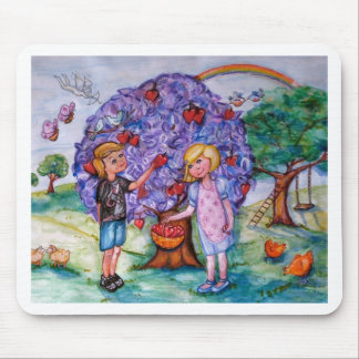 The Love Pickers Mouse Pad