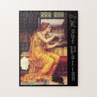 The Love Potion - Puzzle