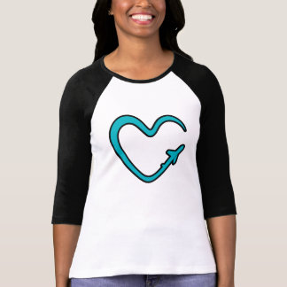 The love you fly 2 T-Shirt