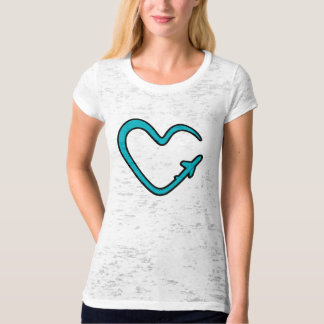 The love you fly 4 T-Shirt