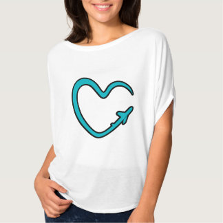 The love you fly 5 T-Shirt