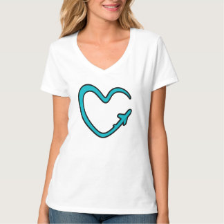 The love you fly 6 T-Shirt