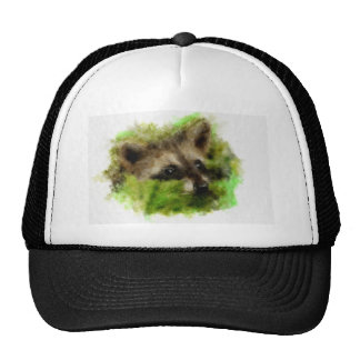 the loveable thief trucker hat