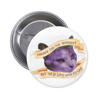 The Lovecats Pins