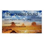 The Loveless Sound Business Card Template
