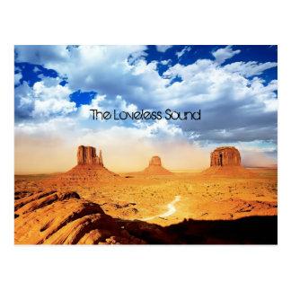 The Loveless Sound Postcard