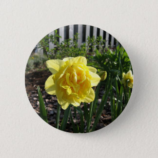 The Lovely Daffodil Button