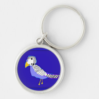 The Lovely Lovebird Keychain