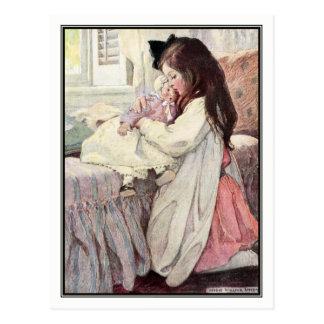 The Lover by Jessie Willcox Smith Postcard