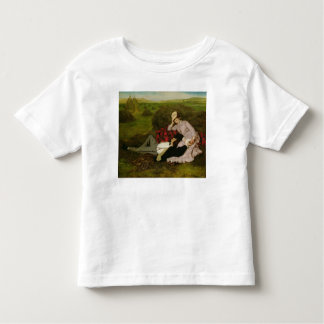The Lovers, 1870 Toddler T-shirt