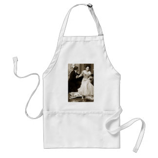 The Lovers Adult Apron