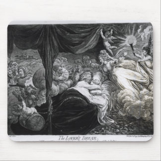 The Lover's Dream, 1795 Mouse Pad