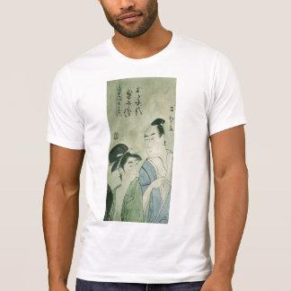 The Lovers Ochiyo and Hanberi T-Shirt
