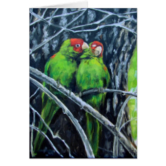 The Lovers of Telegraph Hill Greeting Card