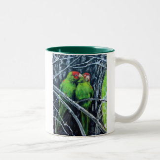 The Lovers of Telegraph Hill Two-Tone Coffee Mug