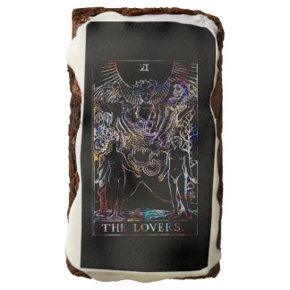 The Lovers Tarot Card Brownie