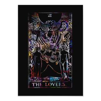 The Lovers Tarot Card Wedding