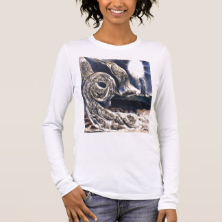 'The Lovers' Whirlwind' Long Sleeve T-Shirt