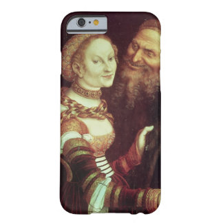The Lovesick Old Man, 1553 (oil on panel) Barely There iPhone 6 Case