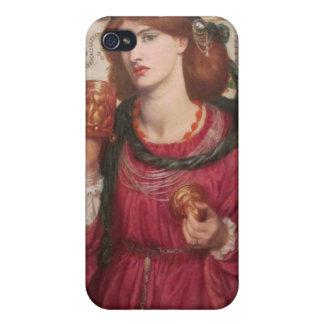 The Loving Cup - Dante Gabriel Rossetti iPhone 4/4S Covers