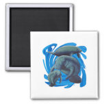 THE LOVING FAMILY 2 INCH SQUARE MAGNET