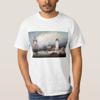 The Low Lighthouse, North Shields, England T-Shirt