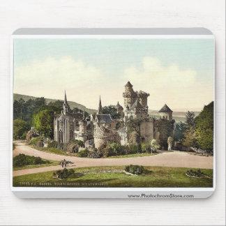The Lower Castle, Wilhelmshohe, Cassel (i.e., Kass Mouse Pads
