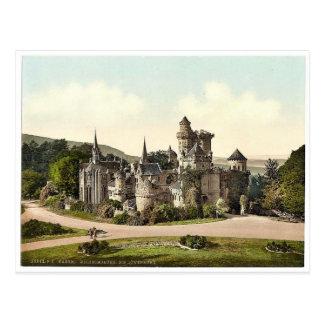 The Lower Castle, Wilhelmshohe, Cassel (i.e., Kass Postcard