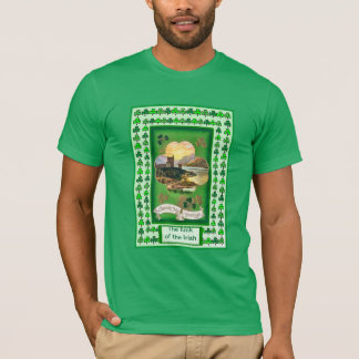 The luck of the Irish  Blarney castle T-Shirt