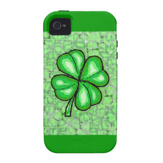 The Luck of the Irish. Case-Mate iPhone 4 Case