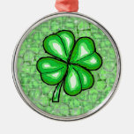 The Luck of the Irish. Christmas Ornaments