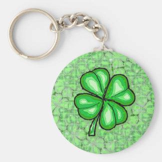 The Luck of the Irish Key Chain