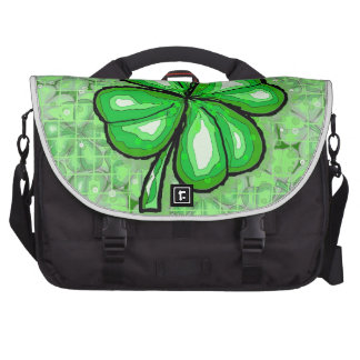 The Luck of the Irish. Laptop Bags