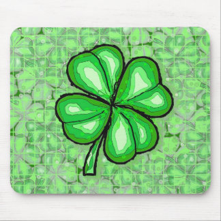 The Luck of the Irish. Mouse Pad