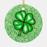 The Luck of the Irish. Ornament