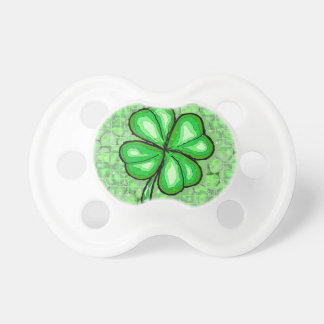 The Luck of the Irish Pacifiers