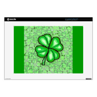 "The Luck of the Irish. Skin For 15"" Laptop"