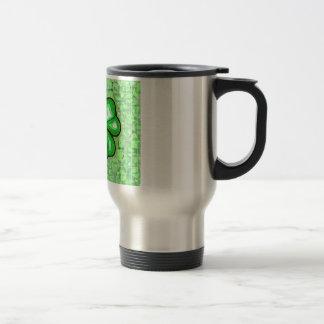 The Luck of the Irish. Travel Mug