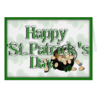 The Lucky Clovers & Pot of Gold Cards