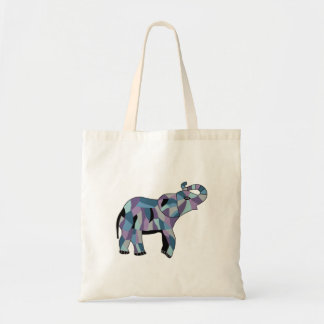 The Lucky Elephant Budget Tote Bag