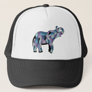 The Lucky Elephant Trucker Hat