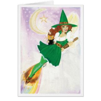 The Lucky Fairy Card