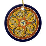 The Lughnasadh Spiral Design Celtic Ornament