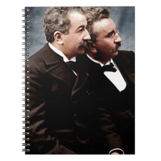 The Lumière brother photo Notebooks
