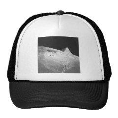 The Lunar Conspiracy Trucker Hat
