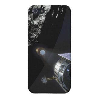 The Lunar CRater Observation iPhone SE/5/5s Cover